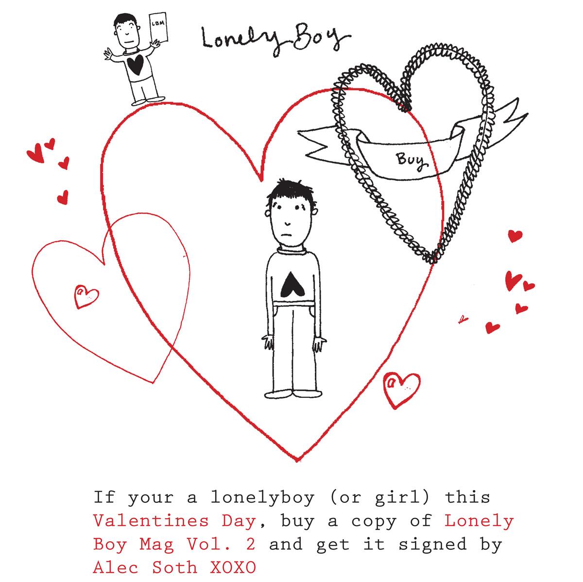 Lonelyboymag